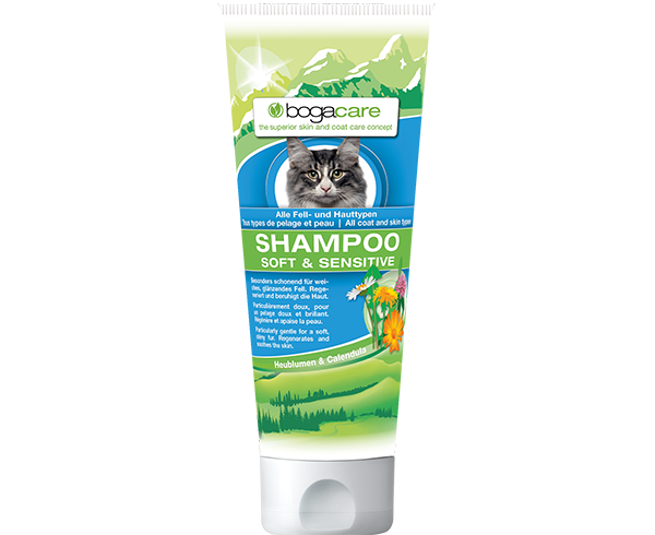 bogacare® SHAMPOING CHAT Sensitive 200ml