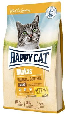 MINKAS Volaille Hairball control 10kg