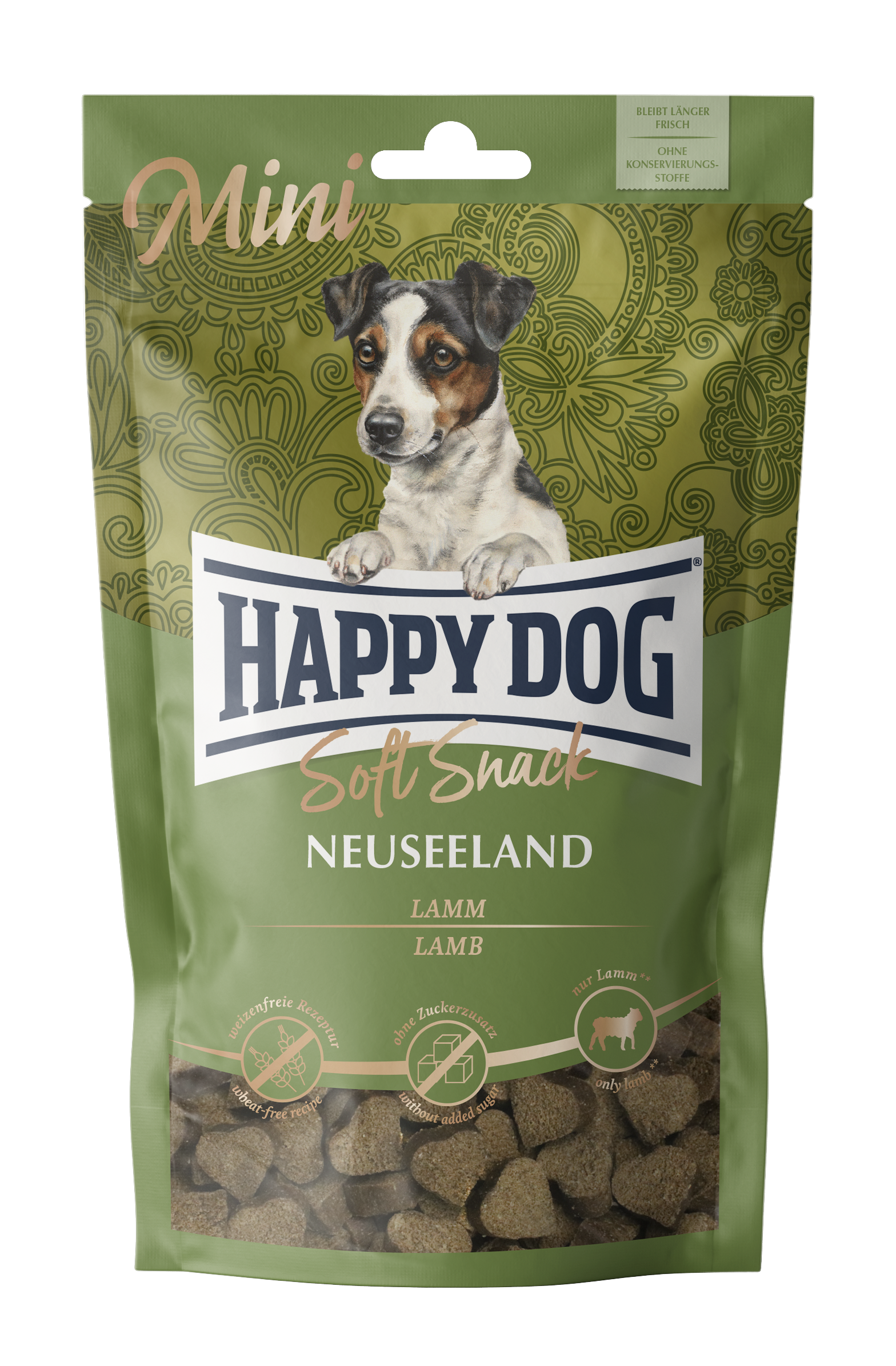 SOFT Snack Mini Neuseeland 100g