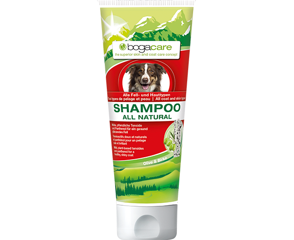 bogacare® SHAMPOING All Natural 200ml