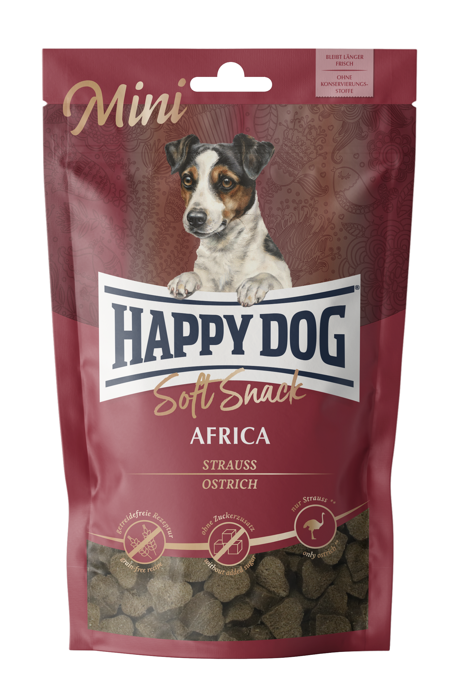 SOFT Snack Mini Africa 100g