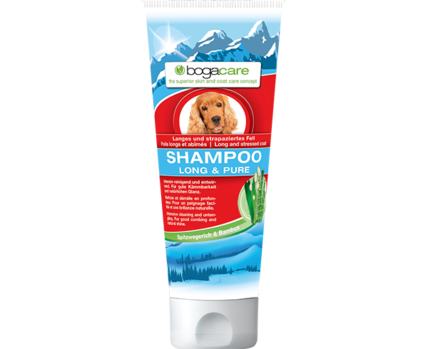 bogacare® SHAMPOING Long & Pure 200ml